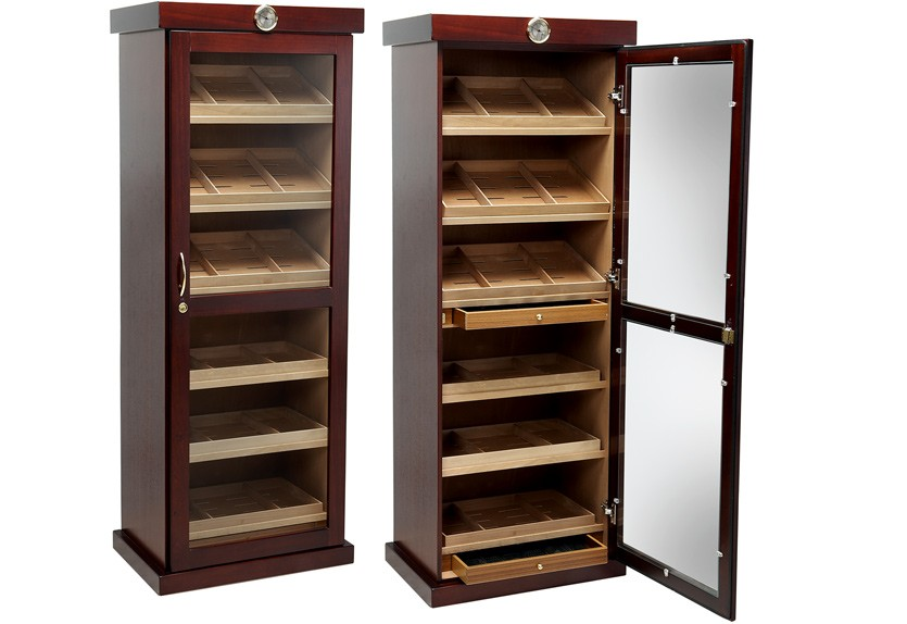 THE Lemans Cabinet Humidor
